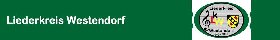 Liederkreis Westendorf